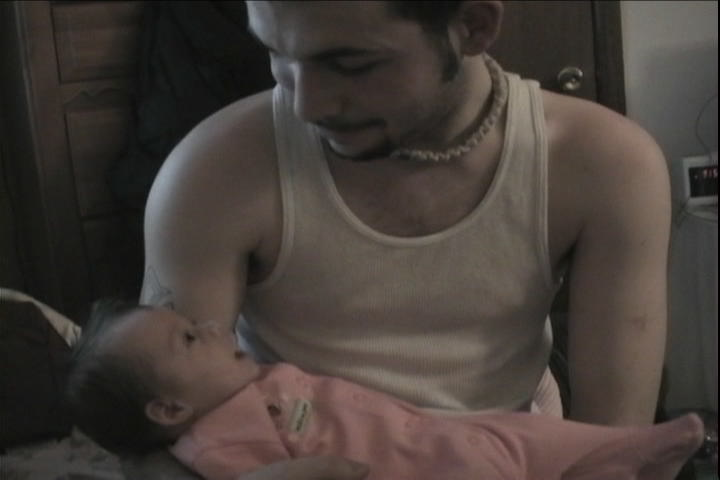 Jesse & his baby girl